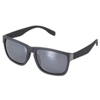 Serfas Robles Polarized Sunglasses, Matte Black