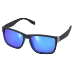 Serfas Robles Polarized Sunglasses, Gloss Black