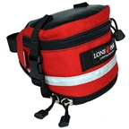 Lone Peak Large Expandable Seat Pack Red ST-205