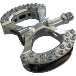 MKS Lambda Platform Pedals, Silver