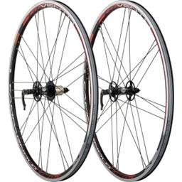 Campagnolo Vento Reaction CX Black Clincher Wheelset