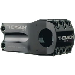"Thomson 50mm x 7/8"" Black BMX Stem"