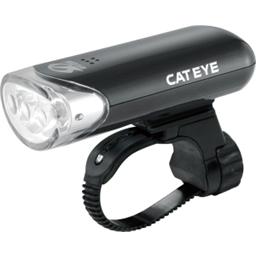 Cateye HL-EL135N Sport OptiCube LED Headlight: Black
