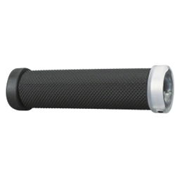 Velo ViseGrips-BX lock- on Mountain Grips Black/Clear