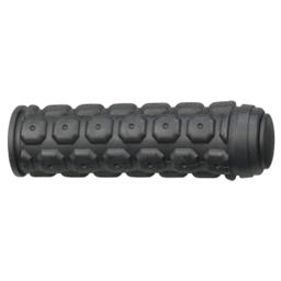 Velo Double Density MTB grips Black/Black - Gripshift length