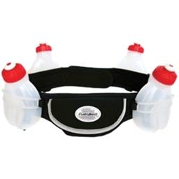 Fuelbelt Endurance 4-Bottle Belt: Black