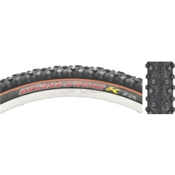 "Maxxis Ignitor 26 x 2.35"" Black Tire"