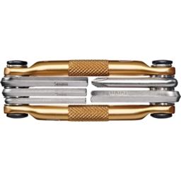 Crank Brothers Multi-5 Tool Black/ Gold
