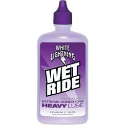 White Lightning Wet Ride 4oz Bottle
