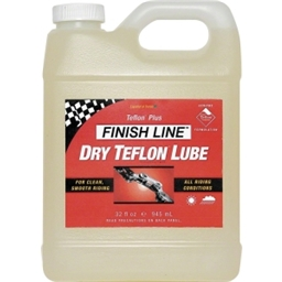 Finish Line Dry Lube Quart