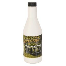 Golden Spectro DOT 4 Disc Brake Fluid 12oz