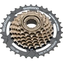 Shimano 7 Speed Megarange Freewheel, 14-34