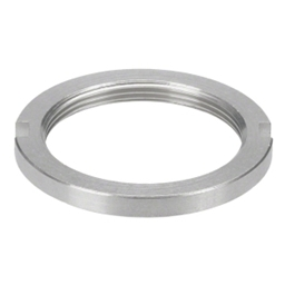 """Wheels Manufacturing Stainless Steel Track Cog Lockring 1.29"""" x 24 tpi Left-hand Thread"""