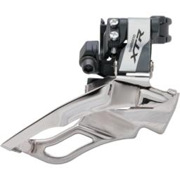 Shimano XTR M981 3x10spd Bottom Swing (Trad) Front Derailleur