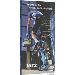 Tacx Virtual Reality 5 Video Pack 4 x Real Life Video and 1 x Ergo Video for VR Trainers