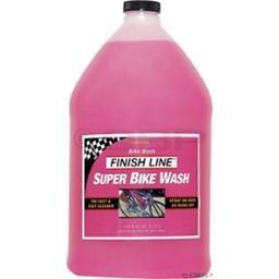 Finish Line Super Bike Wash: Gallon