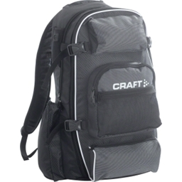 Craft Coach Backpack: Black/Gray