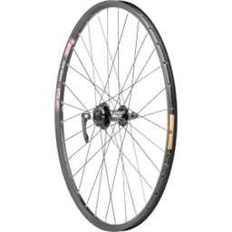 "Quality Wheels Front 26"" SRAM 406 32h 6-bolt, WTB SpeedDisc"