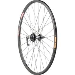 "Quality Wheels Front 26"" SRAM 406 32h 6-bolt, WTB SpeedDisc"