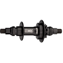 Primo Re-Mix RHD 36h Cassette Hub Flat Black