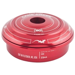 "Cane Creek 110 Zero Stack Headset Short Top 1-1/8"" 44mm Red ZS44/28.6"