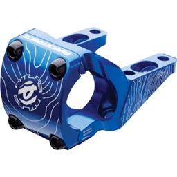 RaceFace Atlas Direct Mount Stem Blue 30/50mmx31.8