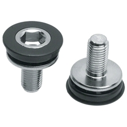 Problem Solvers 8mm Hex Crank Arm Fixing Bolt & Cap