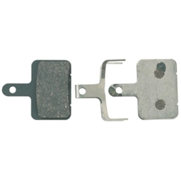 EBC Disc Brake Pads for Deore M515 Mechanical Green