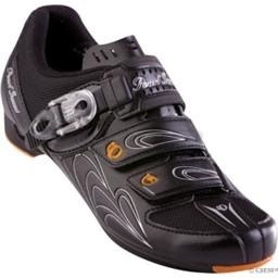 Pearl Izumi Race RD II Road Shoe: Black/Silver; Women's Size 40