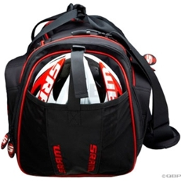 SRAM Cycling Duffle Bag: Black