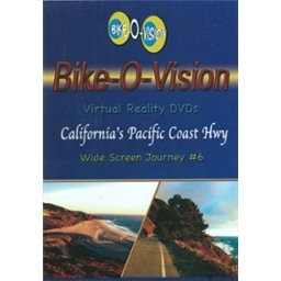 Bike-O-Vision Wide Screen Video: California's Pacific Coast Highway