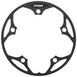 FSA Cyclocross Carbon Fiber Chainguard 42t Max