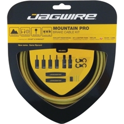 Jagwire Mountain Pro Brake Kit Gold Medal