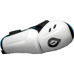 SixSixOne Comp Protective Elbow Pad: White