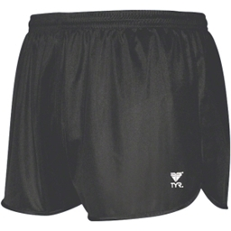 TYR Men's Resistance Swim Short: Black