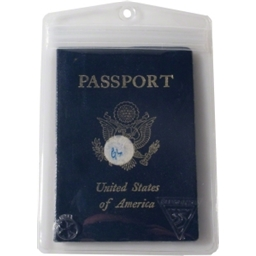 Seattle Sports Dry Doc Passport Case: Clear