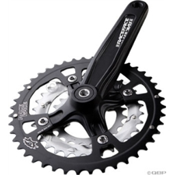 RaceFace Ride XC Crankset 22/32/44 9 Speed 170mm Black with Bottom Bracket