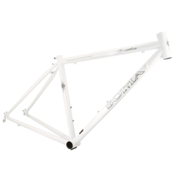 Soma Smoothie Road Frame - Pearl White