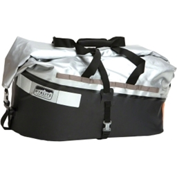 Hyalite Equipment Tail-gaiter Trailer Rack Bag: Black/Chrome
