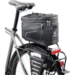 Deuter Rack Top Bag: Black/Anthracite