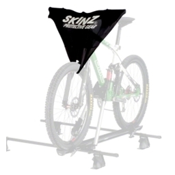 Skinz Mountain Bike Protector: For Bikes on Wheel Attached Rack