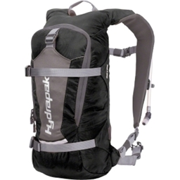 Hydrapak Reyes Hydration Pack: Black; 100oz