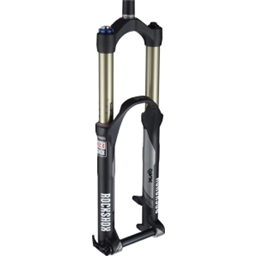 "RockShox Lyrik RC2DH Solo Air 170 26"" Suspension Fork MaxleLiteFR20 Diffusion Black Mission Control DH"