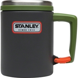 Stanley Outdoor Clip Grip Mug: Gray; 16oz