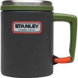 Stanley Outdoor Clip Grip Mug: Gray; 16oz