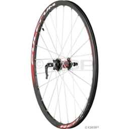 Fulcrum Red Metal 1XL 6Bolt Black/Silver QR and 15mm