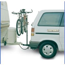 Hollywood Racks Tow 'n Go Hitch Rack - 3 Bike