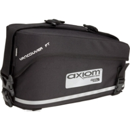 Axiom Vancouver FT Rack Bag - Black