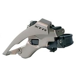 Shimano XTR FD-M970 T-Swing Dual Pull Multi Clamp Front Derailleur