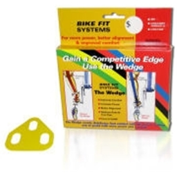 Bike Fit Systems Wedges for Look Pedals